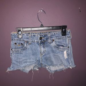 O'niell light jean shorts